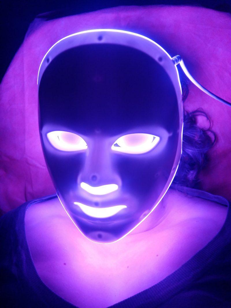 led fényterápia